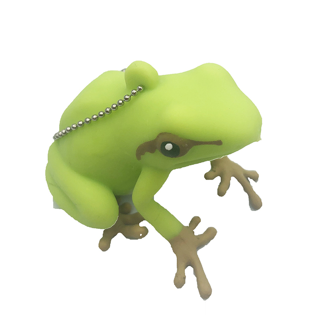 Squishy Frog Toy Stress Relief Toys Novelty Joke Toys Gadget Novelty & Gag Toys Antistress Practical Jokes Squishi Girls ToysNovelty & Gag Toys