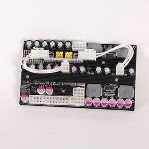 Image 2 - DYKB 500W 피코 박스 X7 ATX 자동차 PC 고전력 24 핀 디지털 DC ATX PSU 전원 공급 장치 스위치 듀얼 입력 12v ~ 24V DC 컴퓨터 용