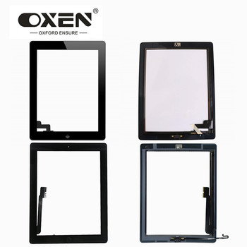 OXEN Touch Screen for ipad Air A1474 A1475 LCD Digitizer Front Glass Panel Replacement for ipad 5 4 3 2 A1395 A1396 A1403 A1416 image