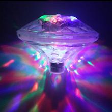 Baby Bath Lights LED Pool Lights Underwater Landscape Lights Colorful Decorative Lights Underwater Lights Outdoor Lighting cheap oobest