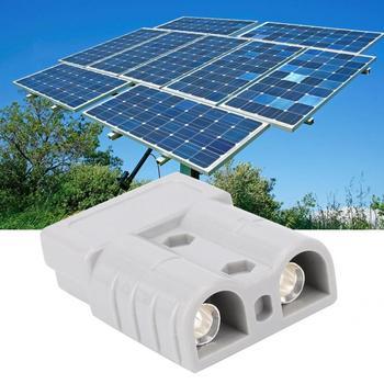 Anderson-connecteur dalimentation de batterie 50A 600V 6AWG   10 pièces, connecteur dalimentation de batterie, Terminal de câble