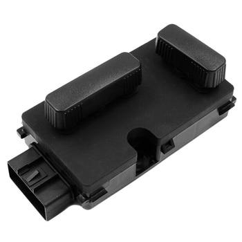 New Black Passeggero 8 Vie di Alimentazione Interruttore del Sedile Fit per Silverado Sierra 1500/2500/3500 12450254 shawn-motor Store