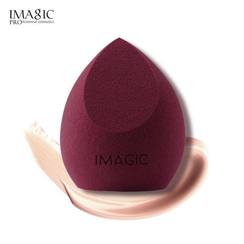 Bouffée cosmétique professionnelle de bouffée déponge de maquillage dimagic pour la bouffée déponge de maquillage cosmétique de beauté de base