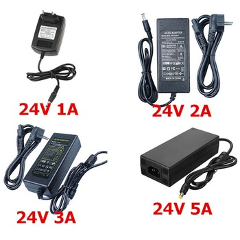 100 240v 50 60hz laptop ac adapter 24v 6a 24 volts 6 amps ac dc power adapter dc 5521 barrel plug with 0 9m eu ac cord AC DC 24V Power Adapter Supply 1A 2A 3A 5A 6A 7A 8A 10A Universal AC/DC Led 24V Power Adapter Switching Charger 220V To 24 Volt