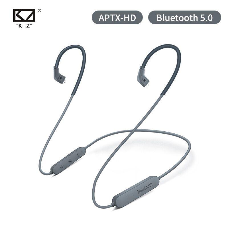 KZ Aptx HD CSR8675 MMCX Bluetooth Module Earphone 5.0 Wireless Upgrade Cable Applies Headphones AS10ZSTZSNProZS10Pro/AS16/ZSX