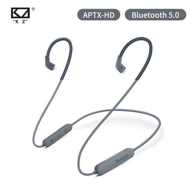 KZ Aptx HD CSR8675 MMCX Modulo Bluetooth Auricolare 5.0 Senza Fili Cavo di Aggiornamento Si Applica ASX AS10ZSTZSNProZS10Pro/AS16/ZSX
