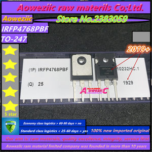 Image 3 - Aoweziic 2019 + 100% ใหม่นำเข้าเดิม IRFP4768PBF IRFP4768 TO247 TO247 MOS Field Effect ทรานซิสเตอร์ 93A 250V