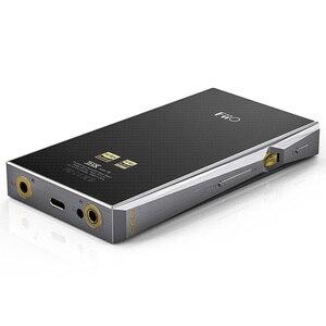 Image 3 - FiiO M11ProSS M11 Pro edycja limitowana ze stali nierdzewnej odtwarzacz hi res podwójny AK4497/THX AAA 78/atpX HD/LDAC/Bluetooth/DSD/Tidal