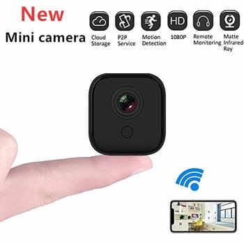 Mini cámara WIFI de Video 1080 Sensor de Nachtsicht Micro seguridad videocámara HD movimiento teléfono APP Dv DVR Video Kleine Cámara Cam