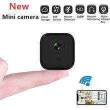 Mini caméra vidéo WIFI 1080P capteur Nachtsicht Micro caméscope de sécurité à domicile HD Motion phone APP DVR Dv vidéo Kleine Kamera Cam