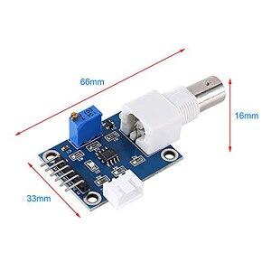 Image 5 - Caliente 3C 5V PH Sensor módulo medidor de Ph líquido PH0 14 valor Módulo de Sensor de detección + electrodo de PH sonda BNC para Arduino AVR STM32