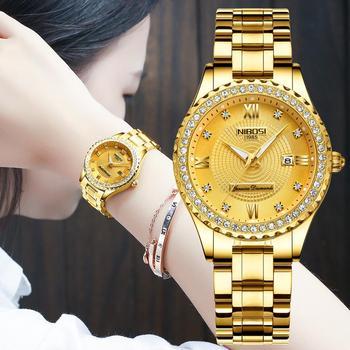 NIBOSI Luxury Women Watches