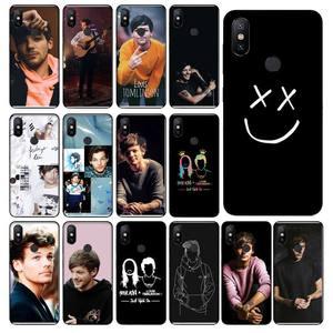 Babaite One Direction Louis Tomlinson Coque Shell etui na telefon do Xiaomi mi5 6 5X 6X Mi9 9SE mi8lite Mi10 Mi10Pro Pocophone F1