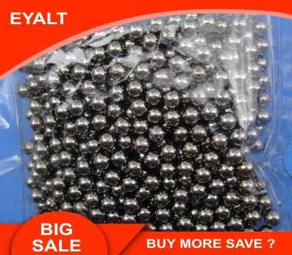 Lots 3MM 4MM 5MM 6MM 7MM 8MM 9MM 10MM Diameter Steel Balls Hunting Balls Slingshot Accessories Outdoor Tool BB Balls Stainless