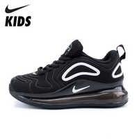 NIKE AIR MAX 720 Scarpe Per Bambini Originale Nuovo Bambini di Arrivo Runningg Scarpe leggeri All'aperto scarpe Da Tennis di Sport #849558