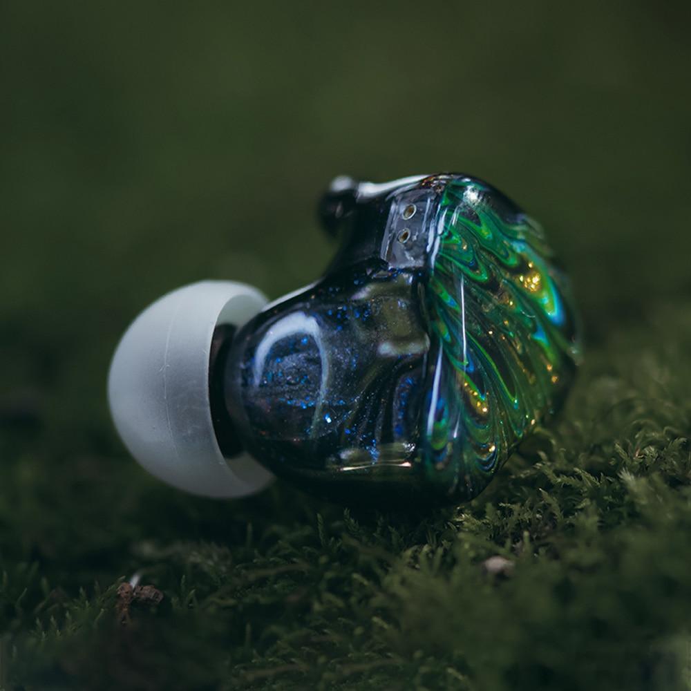 artesanal 3d, filtro acústico de canal duplo