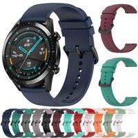 Correa de silicona para Huawei Watch GT 2 / Pro / 2E/GT, 46mm, 22mm, GT2, gt2e, Watch3 Pro