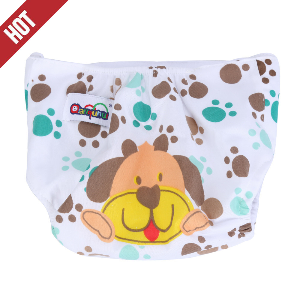 1PC Reusable Waterproof Digital Printed Baby Cloth Diaper One Size Pocket Baby Nappies Wholesale Price Fit For 3-15kg
