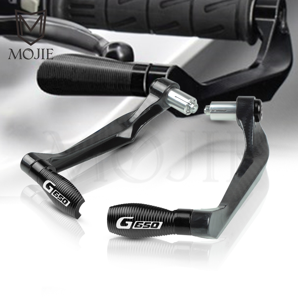 """For BMW G650GS G650 Sertao G 650 X Xchallenge/Xcountry/Xmoto Motorcycle 7/8"""" 22mm Handlebar Brake Clutch Levers Protector Guard(China)"""