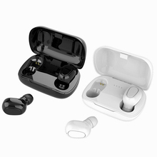 цена на headset Bluetooth Earphones Wireless Earbuds Surround Sound Effect 4 Hour Playtime Long Standby Time with Charging Compartment