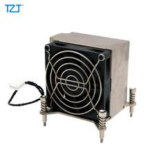 Tzt CPU Radiator Pendingin Pengganti HP Z600 Z800 Workstation Radiator Fan 463990-001(China)