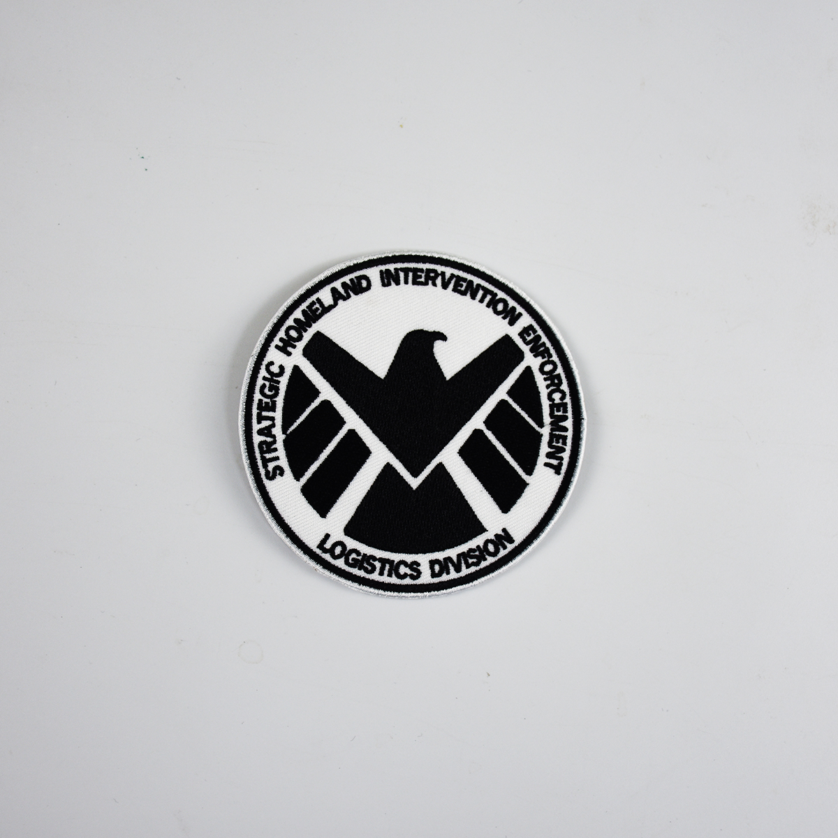 Uniform Patch Aufnäher neu AVENGERS AGENTS OF SHIELD TV Logistics Division