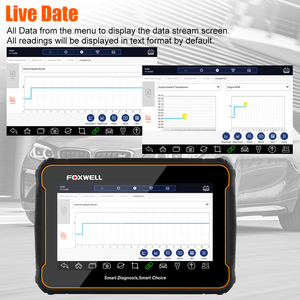 Image 5 - Foxwell GT60 OBD2 전체 시스템 진단 도구 OBD 2 코드 리더 DPF BMS 인젝터 코딩 OBD2 자동차 스캐너 업데이트 온라인