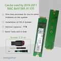 Новый 1 ТБ SSD для AIR 2010 2011 A1369 A1370 MC503 MC504 MC505 MC506 MC965 MC966 MC968 MC969 1024 ГБ твердотельный жесткий диск HDD
