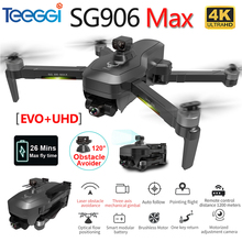 ZLL SG906 PRO 2 PRO2 SG906 MAX GPS Drone With 4K HD Camera 3-axis Gimbal WiFi FPV Dron