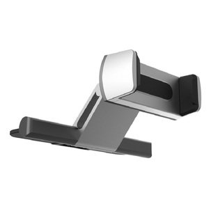 Image 1 - For All 3.5 6.0 inch SmartPhones Phone Holder In Car CD Slot Aluminium Mobile Cell Phone Mount Cradle Stand Support