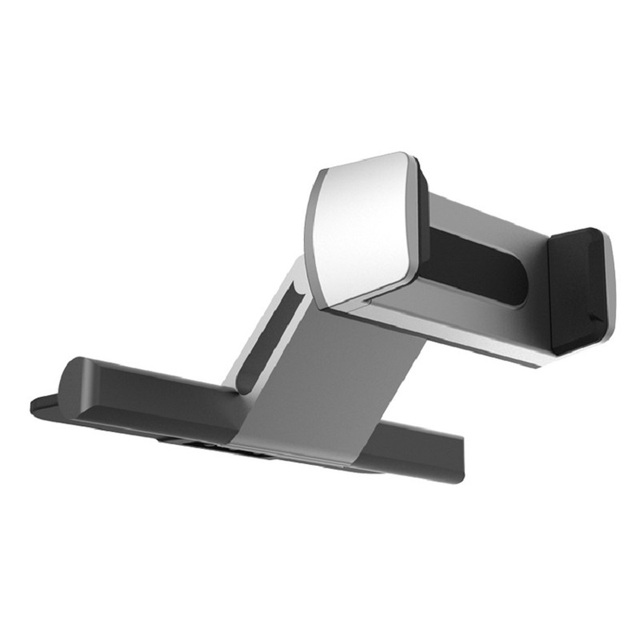 For All 3.5 6.0 inch SmartPhones Phone Holder In Car CD Slot Aluminium Mobile Cell Phone Mount Cradle Stand Support
