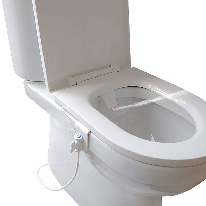 Portable Bidet Attachment Toilet Seat Self Cleaning Nozzle Fresh Water Bidet Ebay