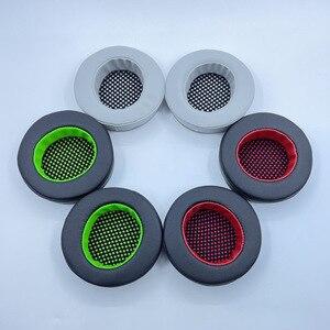 Image 2 - החלפת רך אוזן רפידות חלבון עור כרית עבור EDIFIER הקטה G4 / G4 פרו אוזניות באיכות גבוהה