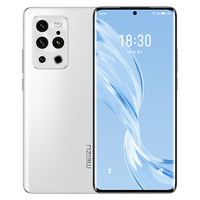 """In Stock Meizu 18 Pro 5G Cell Phone Snapdragon 888 50.0MP 6 Cameras Screen Fingerprint 6.7"""" 120HZ 40W Super Charger 4500mAh 2"""