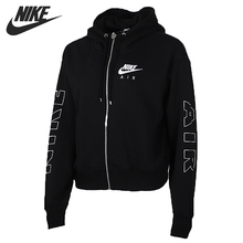 Original New Arrival NIKE W NSW AIR HOODIE FZ FLC BB Women's Pullover Hoodies Sp