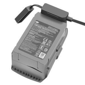 Image 2 - Автомобильное зарядное устройство для DJI Mavic 2 Pro, Zoom, Drone, быстрая зарядка, 2 аккумулятора, концентратор, для путешествий, транспорт, для DJI Mavic 2