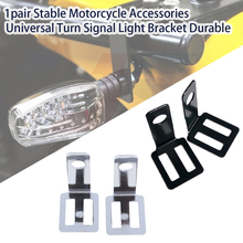 Lamp-Holder Turn-Signal-Light-Bracket Motorcycle-Accessories Cycling Retro 1pair-Stand