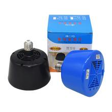 2 sztuk nowe ogrzewanie lampa zwierząt gospodarskich ciepła jasna zwierzęta prosięta kury ciepła ciepła lampa utrzymać ocieplenie żarówki kontroler dla inkubatora tanie tanio WYFDC Z tworzywa sztucznego CN (pochodzenie) 100W-300w kura Zwierzęta gospodarskie Adjustable chicken heating lamp Plastic + Aluminum