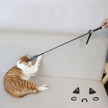 Поводок для дрессировки собак, трость для дрессировки домашних животных, популярный продукт для дрессировки собак, управляющая палка для крупных собак, игрушка