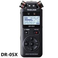 TASCAM DR 05X DR05X Portable Digital Voice Recorder Interview Recorder MP3 linear PCM recorder Recording Pen USB Audio Interface