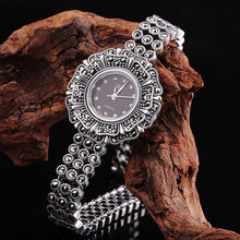 New Arrival Chrysanthemum Jewelry Watch Classical S925 Sterl