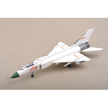 Trumpeter 1/48 Scale China PLAAF J-8IIB  J-8IID  J-8IIF Fighter Plane Airplane Aircraft Display Toy Plastic Assembly Model Kit trumpeter 1 48 scale us c 47a c 48c skytrain transport plane airplane aircraft toy plastic assembly model kit