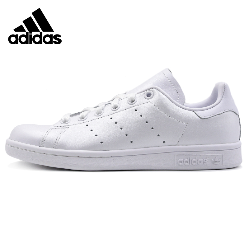 Original Adidas STAN SMITH W Womens Skateboarding Shoes Sneakers Outdoors Sports D96792