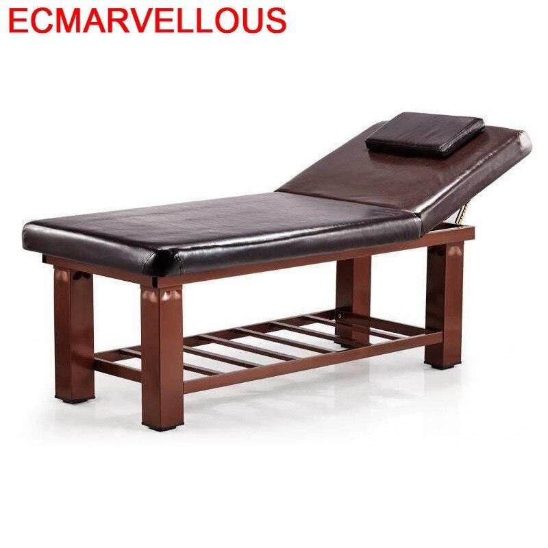 Dental Tafel Massagetafel Mueble Salon Furniture Beauty Letto Pieghevole Cama Masaje Tattoo Chair Folding Table Massage Bed