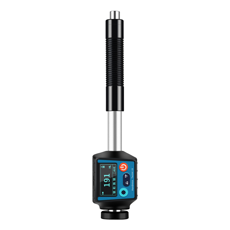Digital Metal Hardness Tester Portable Leeb Hardness Testers  For Stainless Steel HRC HRB Durometer