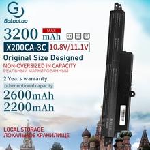 Golooloo A31N1302 A31LM9H מחשב נייד סוללה עבור ASUS VivoBook X200M X200LA X200CA X200MA R202CA F200CA F200M F200MA FX200CA A31LMH2