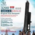 Golooloo A31N1302 A31LM9H Bateria Do Portátil Para ASUS VivoBook X200M X200LA X200CA X200MA R202CA F200CA F200M F200MA FX200CA A31LMH2