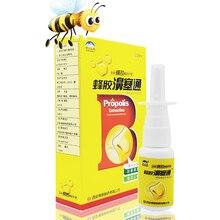 Назальные спреи с прополисом, антибактериальное лечение, аппарат против хронической аллергии, сезонного ринита, синусита, ухода за носом, п...