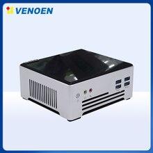Günstige 10th Gen Mini pc Intel Core i7 10750H Core i9 10880H M.2 NVME SSD WIFI DP HDMI 4k Thin Client Micro PC Linux 6 * USB