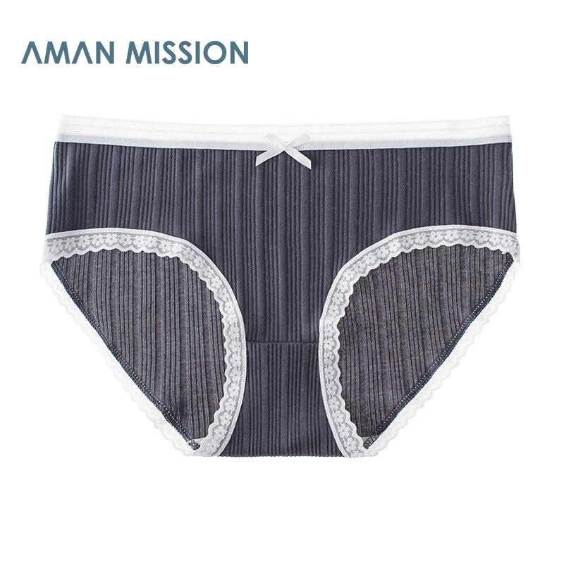 Image 4 - Ladys Underpants Low Rise Briefs Cotton Panties Womens Underwear Set Packages 5 Pieces Breathable Underpants Girl Underwearwomens panties   -